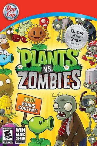 Plants vs Zombies Game Of Year Edition