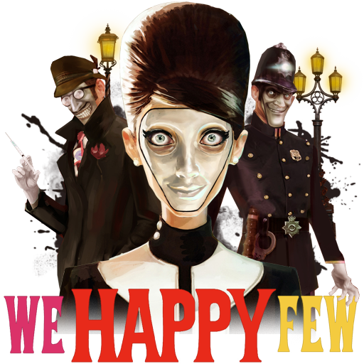 We Happy Few: They Came from Below (2019)